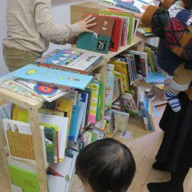 <5月3日(木・祝)開催>GW絵本&玩具市