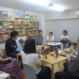【10月31日(水)開催】哲学カフェ@cafe ludens(第21回)