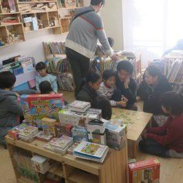 [4月5日(金)開催]春休み絵本&玩具市