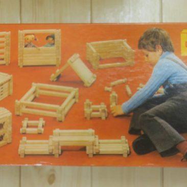 積み木「小さな建築家」